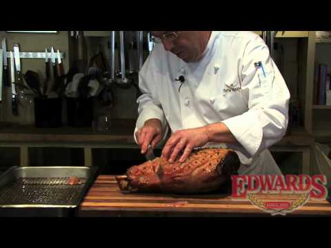 How To Carve Virginia Country Ham