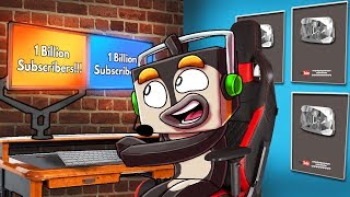 Minecraft | HOW TO BE A YOUTUBER! (Youtubers Life in Minecraft)