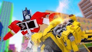 Download Minecraft: *NOVO* mod DOS TRANSFORMERS ! ‹ LOKI › Video