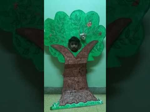 Jeevi speech about tree