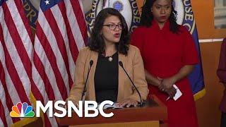 Representative Rashida Tlaib: Israel Is Trying To Silence Me | All In | MSNBC