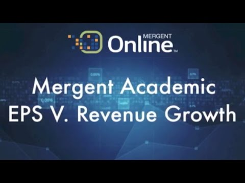Revenue & EPS - EPS v. Revenue Growth