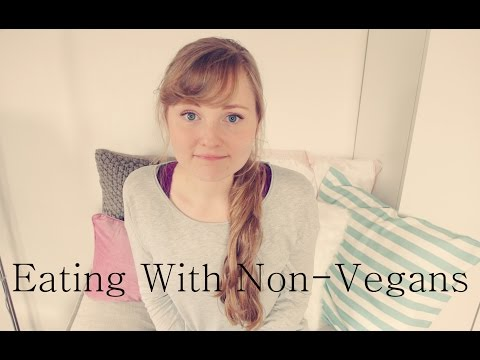 Being Social As A Vegan: How To Eat With Non-Vegans