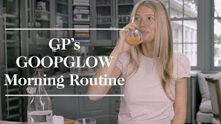 Download Gwyneth Paltrow's GOOPGLOW Morning Routine | goop Video