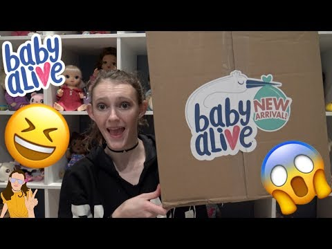 BRAND NEW BABY ALIVE DOLL! Baby Alive Potty Dance Doll! | Kelli Maple