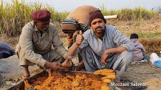 Gur Banane Ka Tarika  How to make jaggery in Village  گاؤں میں گڑبنانے کا طریقہ