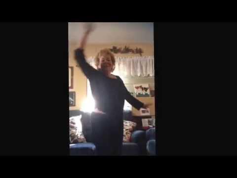 Grandma still has the moves!