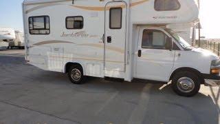 2000 Winnebago Minnie Winnie 22ft Class C Motorhome at