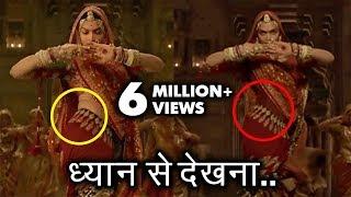 Padmaavat Ghoomar New Version | Deepika