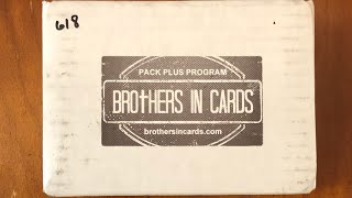 March Brothers In Cards Box Plus Giveaway Winners!! 🎊🎉🎊🎉