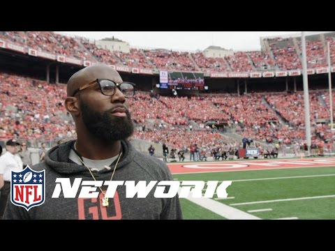 Malcolm Jenkins Returns to The Ohio State University | Back 2 Campus | NFL