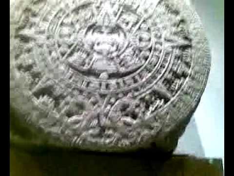 CALENDARIO MAYA MUSEO ANTROPOLOGIA MEXICO DF