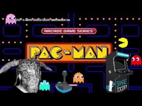 PAC-MAN (retro 1980's)
