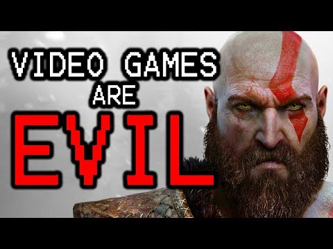 VIDEO GAMES CAUSE RAPE?