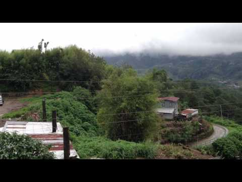 Sagada to Baguio Scenic Drive  via Baguio Bontoc Road by HourPhilippines.com