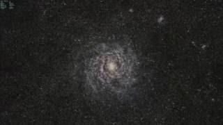 Laniakea Super Cluster in 4K   Space Engine