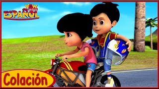 Nursery Rhymes   Vir: The Robot Boy   Canciones para niños   WowKidz Español