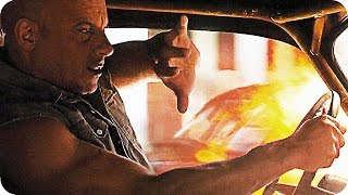 FAST & FURIOUS 8 Havanna Car Race Clip (2017) Vin Diesel Movie