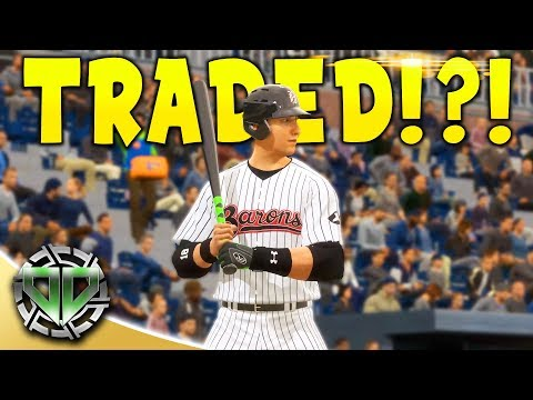 TRADED! : MLB The Show 18 Gameplay : Career Mode