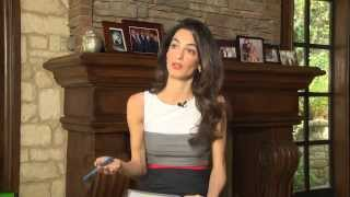 Amal Clooney Comments on European Court of Human Rights' Armenian Genocide Decision