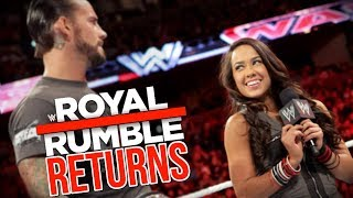 5 SHOCKING Female RETURNS For The First Ever Royal Rumble That Would Be Huge Surprises!