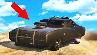 NEW $1.500.000 ROCKET PROOF DLC CAR! (GTA 5 Funny Moments)
