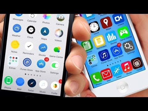 TOP 10 iOS 7 WinterBoard Themes 2014