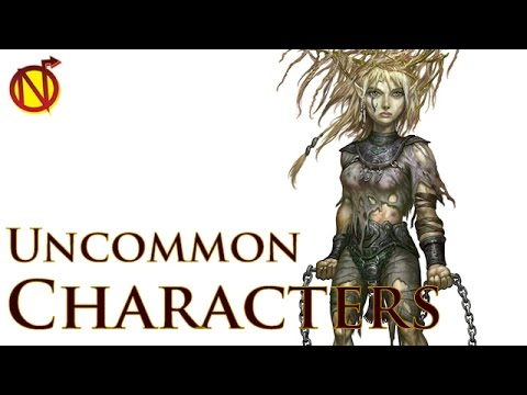 Forest Gnome Barbarian and Custom 5E Character Back Ground| Unorthodox D&D Character Builds
