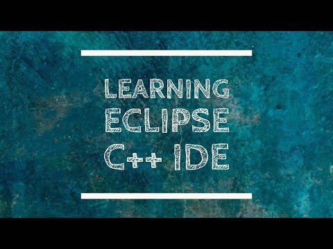 How To Install Eclipse C++ IDE on Windows 10/8.1/7 [Part 2]