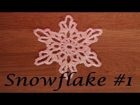 Snowflake - Embellishment #5