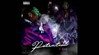 """C-Money """"Potential"""" Official Audio Prod. by Richie Davenci"""