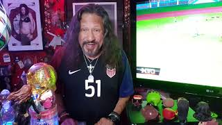 Bobby on USA out of the World Cup!! 10/10/17