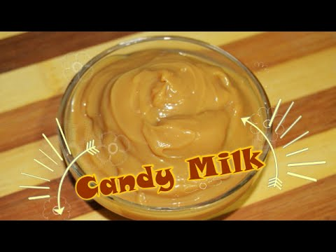 How to make candy milk(dulce de leche)from condensed milk - Make It Easy Recipes