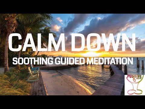 Calm Down Easy 10 Minute Mediation How To Instantly Relax Anxiety Stress Overworked Mind Depression
