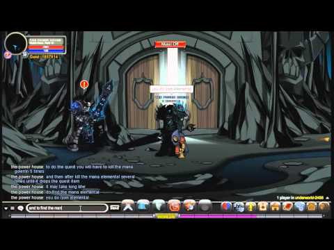 How to get the Nulgath Larvae in AQW
