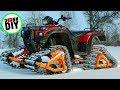 Homemade ATV Tracks Build - Part 2