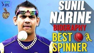 Sunil Narine Biography in Hindi   Kolkata Knight Riders Player   KKR   IPL 2019