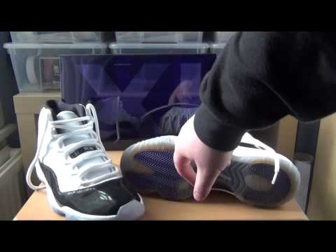 What Happens When You Wear? The Air Jordan 11 - Concords, Cool Greys, Breds and Cherrys