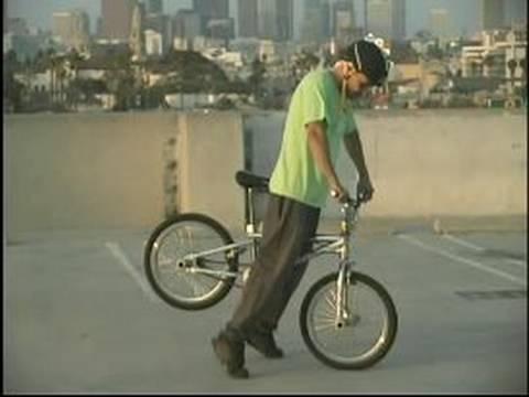 BMX Tricks & Safety : How to Check a BMX Bike's Brakes