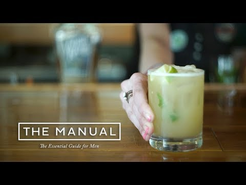 How To Make The The Big Bubba Bourbon Cocktail - A Perfect Drink For The BBQ