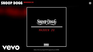 Snoop Dogg Madden 20 Audio