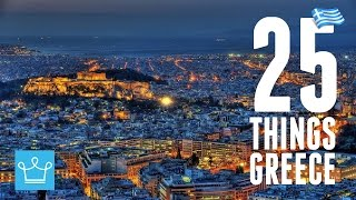 25 Things You Didn't Know About Greece