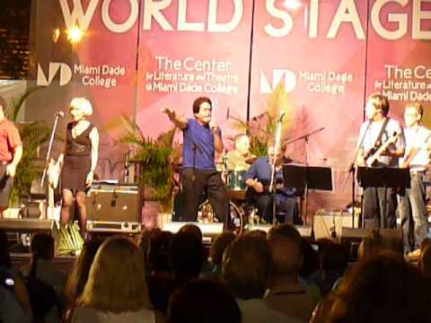 The Rock  Bottom Remainders: Band of Dave Barry, Amy Tan, James McBride, Scott Turrow etc.