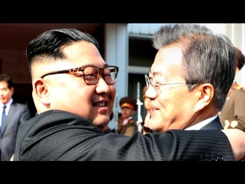 North Korea and South Korea hold surprise meeting