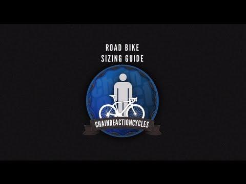 Road Bike Sizing Guide