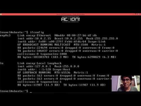 DHCP Ubuntu Server 16.04
