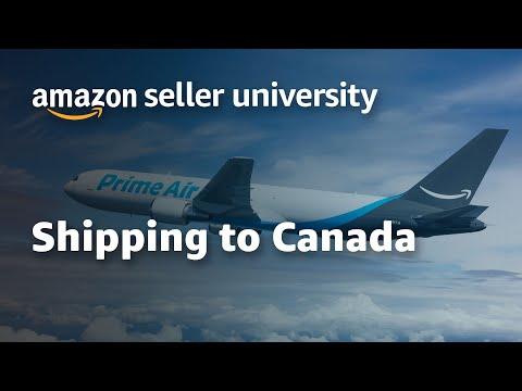 North America Unified Account (NAUA): Shipping to Canada