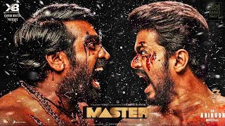 MASTER Official Update Thalapathy Vijay Vijay Sethupathi Lokesh Kangaraj Tamil Focus