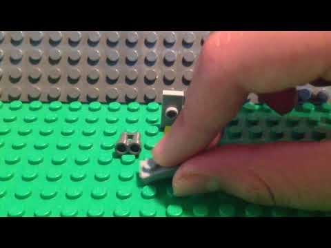 How to make a micro Lego spaceship!
