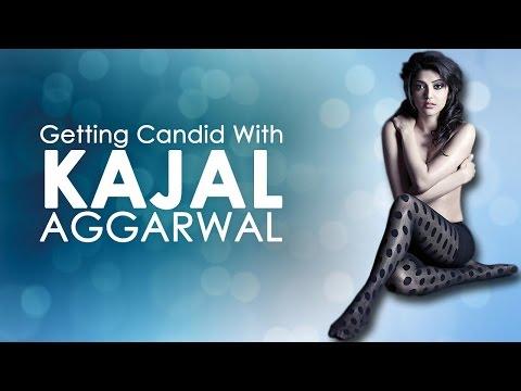 Getting Candid With Kajal Aggarwal